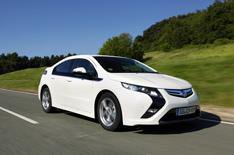 Vauxhall Ampera priced at 28,995