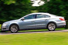 First drive: VW Passat CC