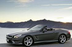 2012 Mercedes SL350 review