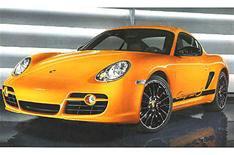 More power for Porsche Cayman