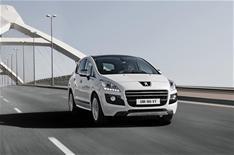 Peugeot 3008 hybrid4 on sale