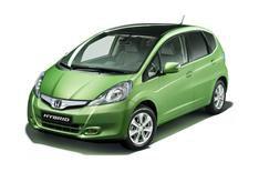 Honda Jazz Hybrid for Paris show