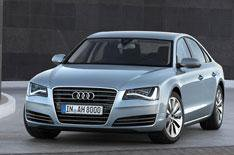 Audi A8 hybrid set for UK