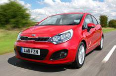 Kia Rio 1.1 CRDi Ecodynamics review
