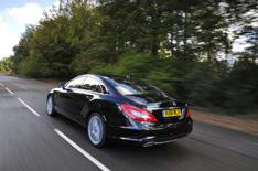Our cars: Mercedes CLS final report