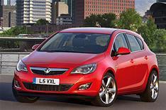 Vauxhall Astra: drive it!