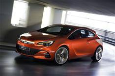 Vauxhall pushes sportiness to extreme