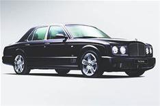 Bentley bids farewell to the Arnage