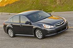 New Subaru Legacy is bigger and bolder