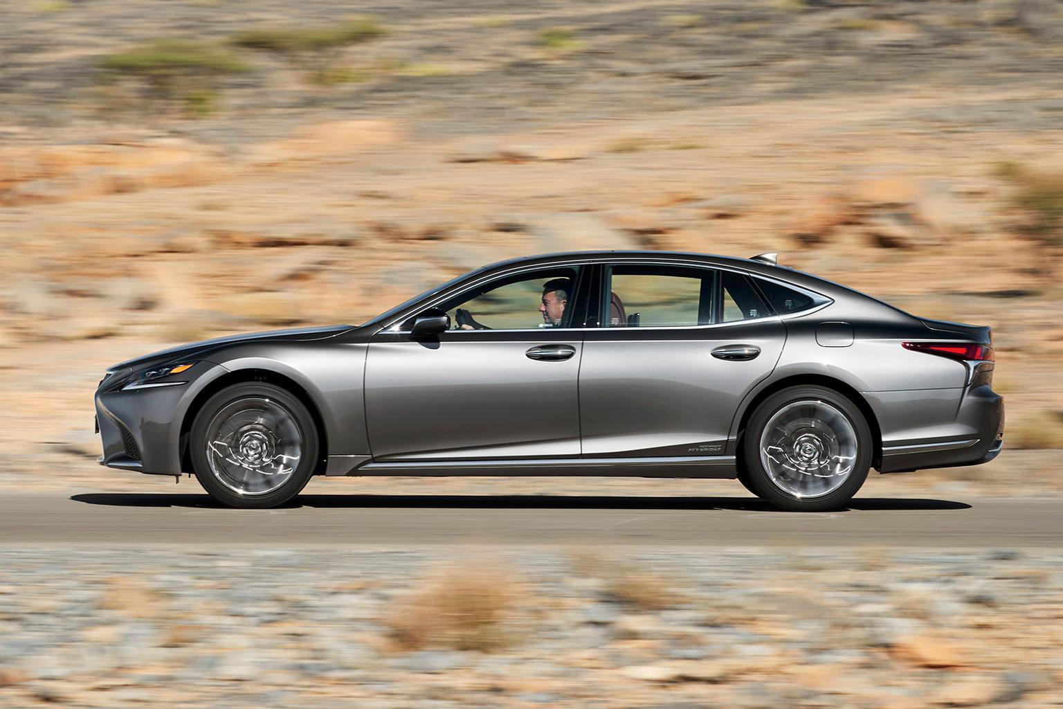 2018 Lexus LS 500h review – verdict