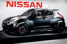 Nissan Juke-R revealed