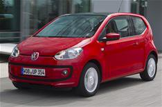 Exclusive preview of VW Up