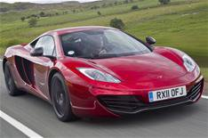 McLaren MP4-12C review