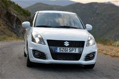 Suzuki Swift Sport from 13,500
