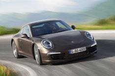 2013 Porsche 911 Carrera 4 review