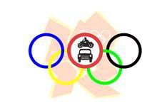 3000 vehicles at 'car-free' Olympics