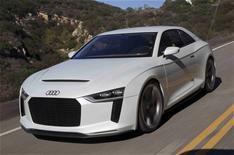 Audi Quattro concept decision soon
