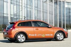 Volvo C30 DRIVe driven
