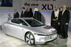313mpg VW to go on sale next year