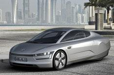 VW's new 313mpg XL1 two-seater