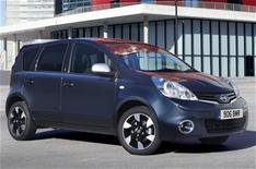 Nissan Note updated for 2012