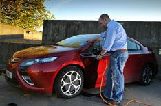 Our cars: Vauxhall Ampera farewell