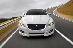 Jaguar XF and XJ 4WD models announced