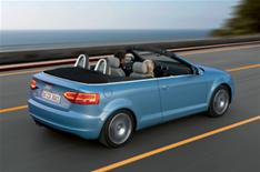 Audi A3 Cabriolet prices revealed