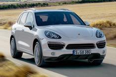 Porsche Cayenne revamped