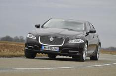 Jaguar XJ video blog