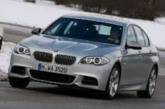 BMW M550d xDrive review