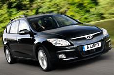 Full details: Hyundai i30 estate