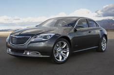 Chrysler goes green in Geneva