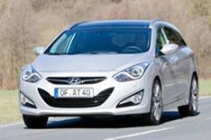 Hyundai i40 to go upmarket