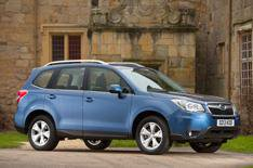Subaru Forester prices announced