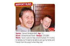 Airport runs