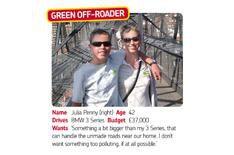Green off-roader