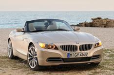 BMW Z4 driven