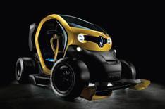 Twizy Renault Sport F1 revealed