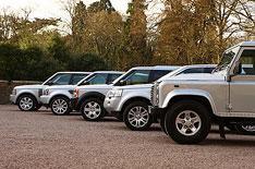 Land Rover celebrates 60 years