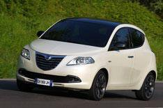 Chrysler Ypsilon driven