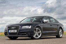 2012 Audi S8 review - updated