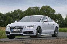 2012 Audi S7 review - updated