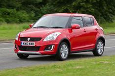 2013 Suzuki Swift 4x4 review