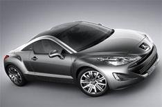 Be the first to see Peugeot's next coupe