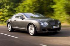 Bentley recalls 7539 UK cars
