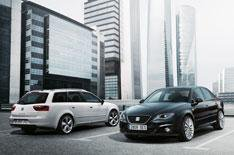 New look for Seat Exeo
