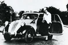 First the Fiat 500, now the Topolino?