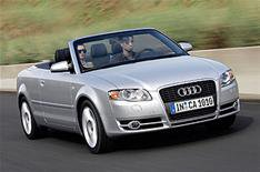 Deal of the Day: Audi A4 Cabriolet