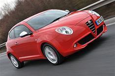 Alfa boss admits failings